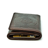 Celtic Sean Tri-Fold Wallet (2 Colors)