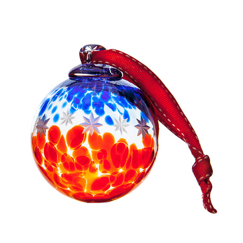 Stars & Stripes Bauble