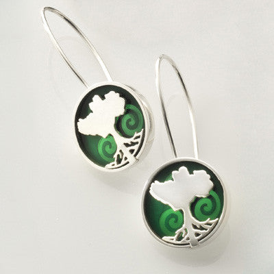 "Tree of Life ""Growing Home"" Earrings"