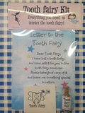 Tooth Fairy Letter Kit