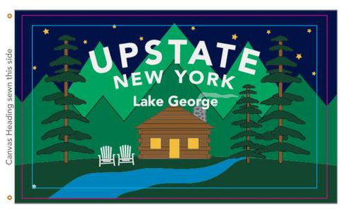 Lake George Flag