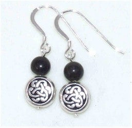 Kilkenny Marble Round Earrings
