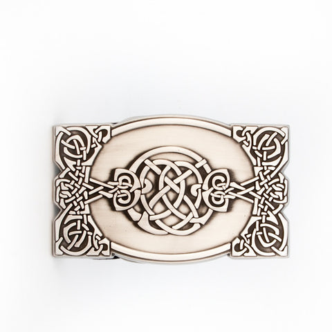 Rectangular Knot Buckle (2 Options)