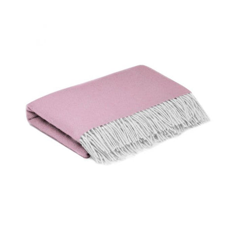 Candy Pink Mini Blanket