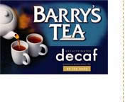 Barry's Decaf Tea - 80ct