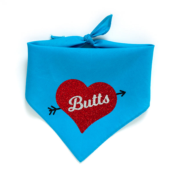 Butts Dog Bandana