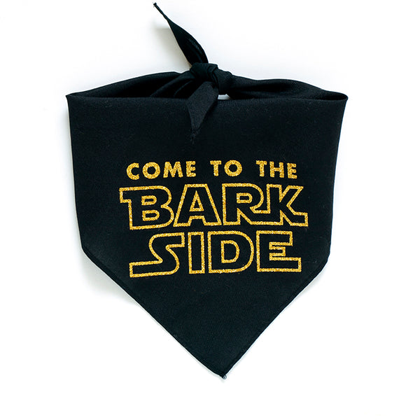 Bark Side Dog Bandana