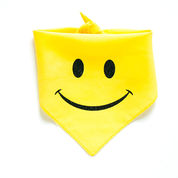 Smile Dog Bandana