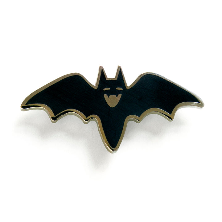 Happy Bat pin