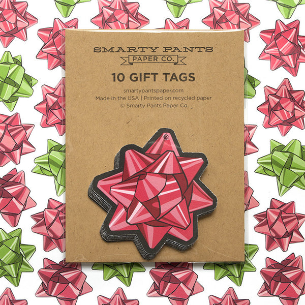 Bow Gift Tags
