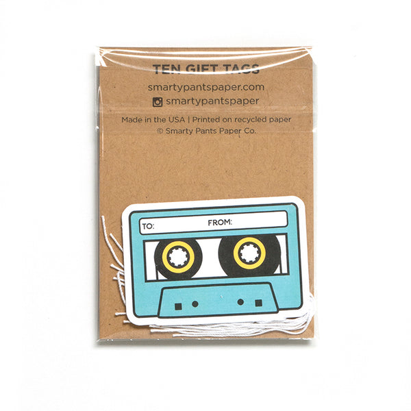 Mixtape Gift Tags