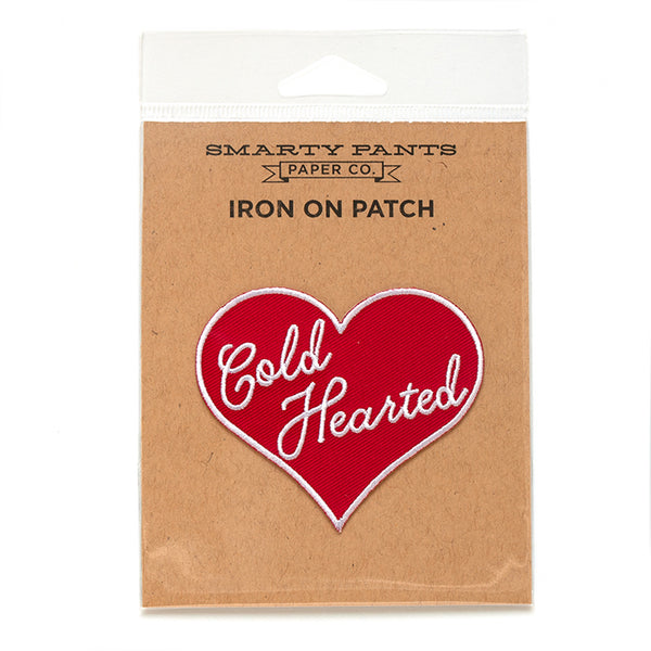 Cold Hearted Patch