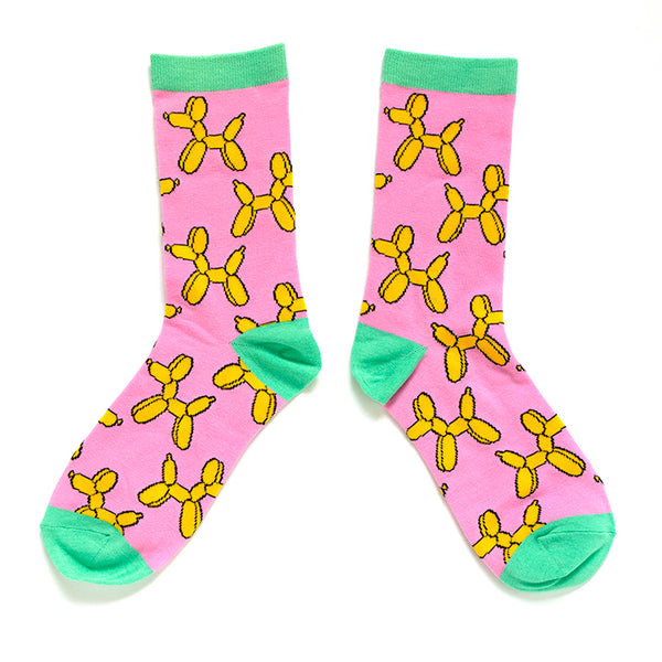 Balloon Dog socks