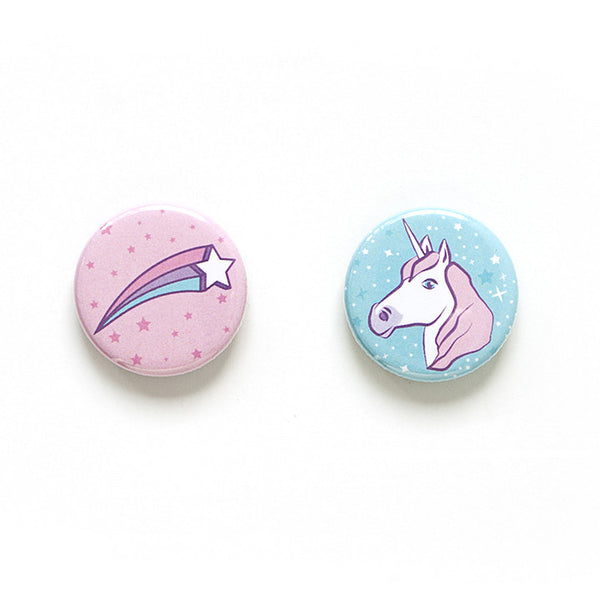 Unicorn Magnet Set