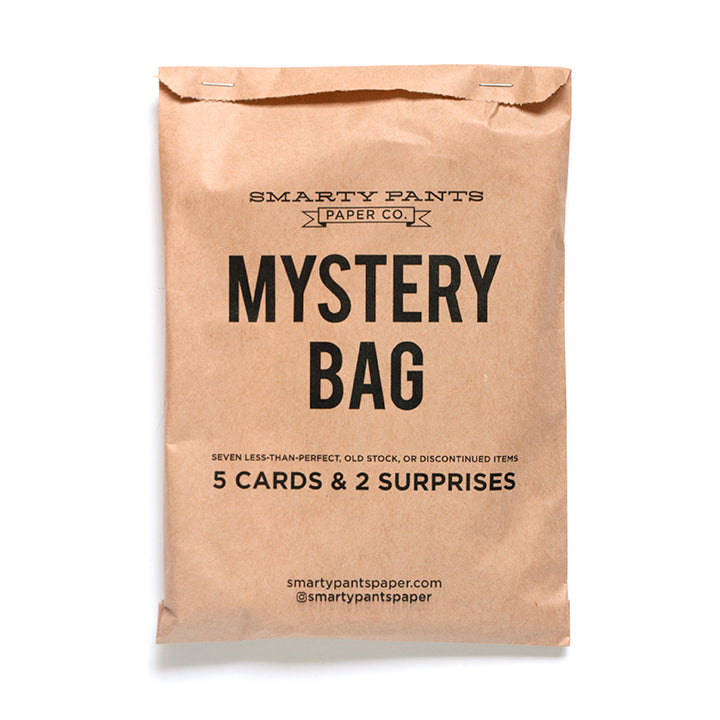 Mystery Paper Surprise!
