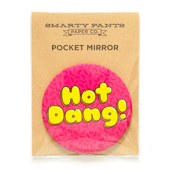 Hot Dang! Pocket Mirror