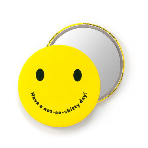 Smile Pocket Mirror