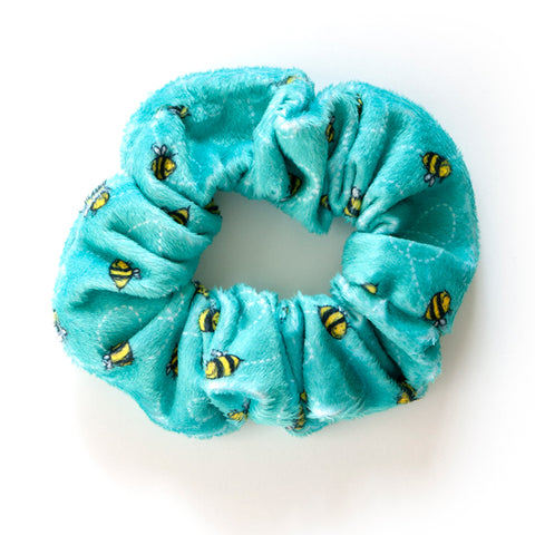 Bee Scrunchies