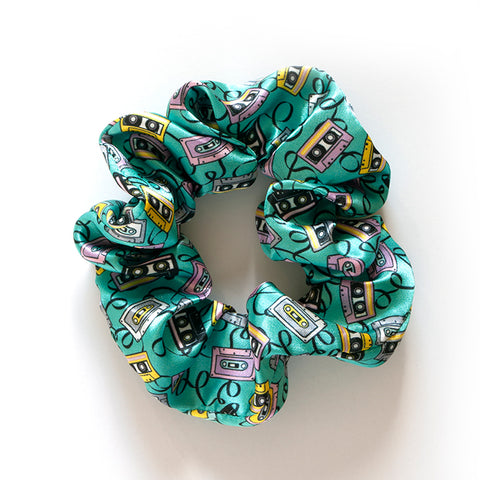 Mixtape Scrunchies