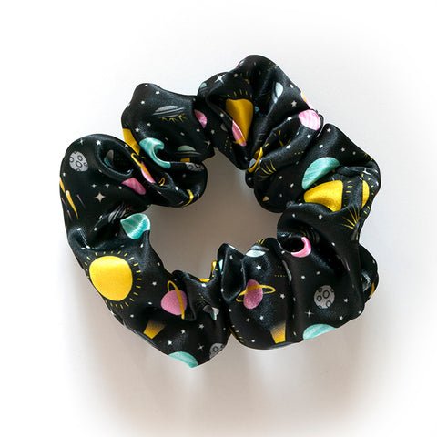 Space Scrunchies