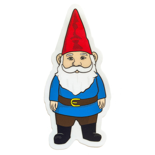 Garden Gnome Sticker