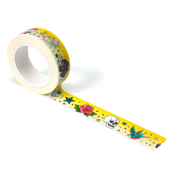 Tattoo Washi Tape- 25% Off!