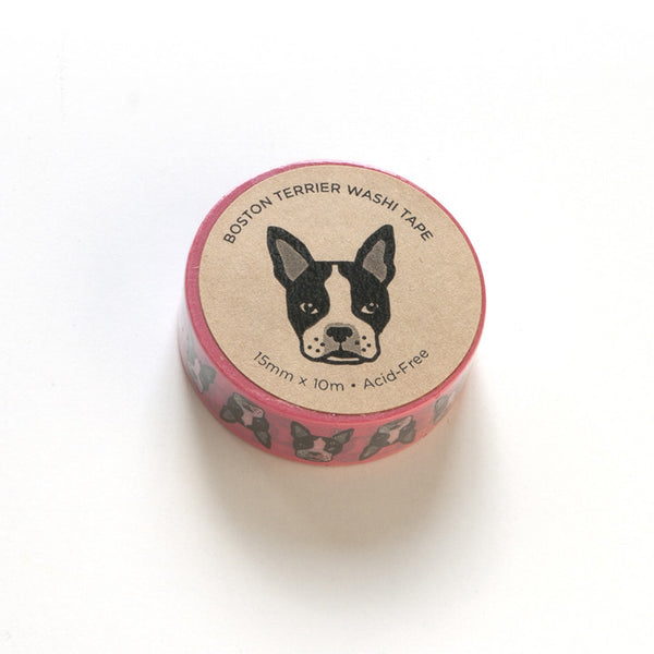 Boston Washi Tape in Pink