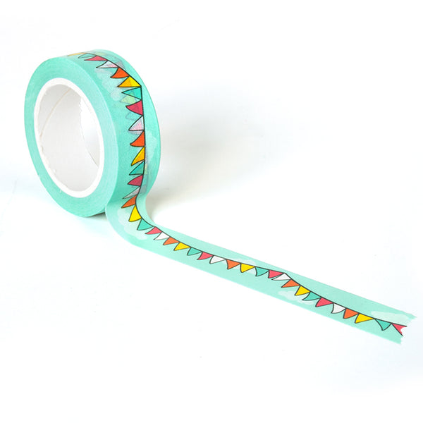 Bunting Washi Tape- 25% Off!