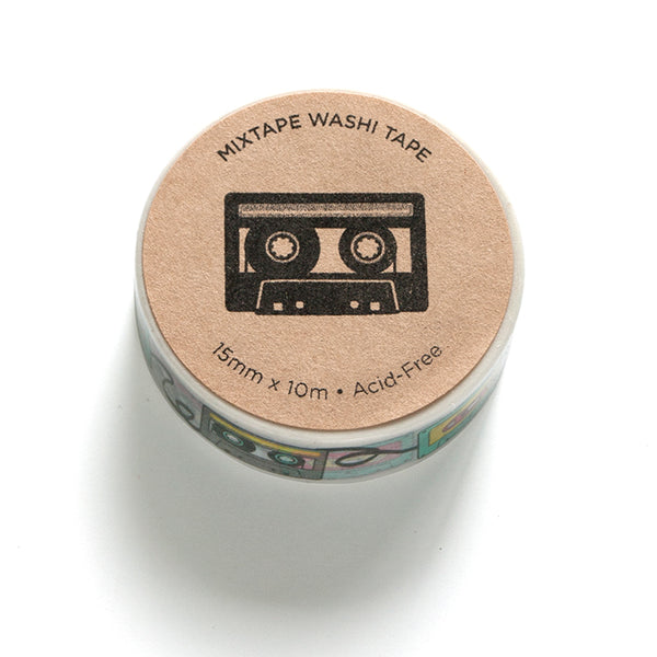 Mixtape Washi Tape