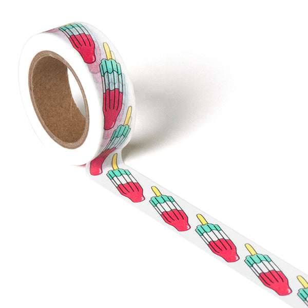 Popsicle Washi Tape- 25% Off!