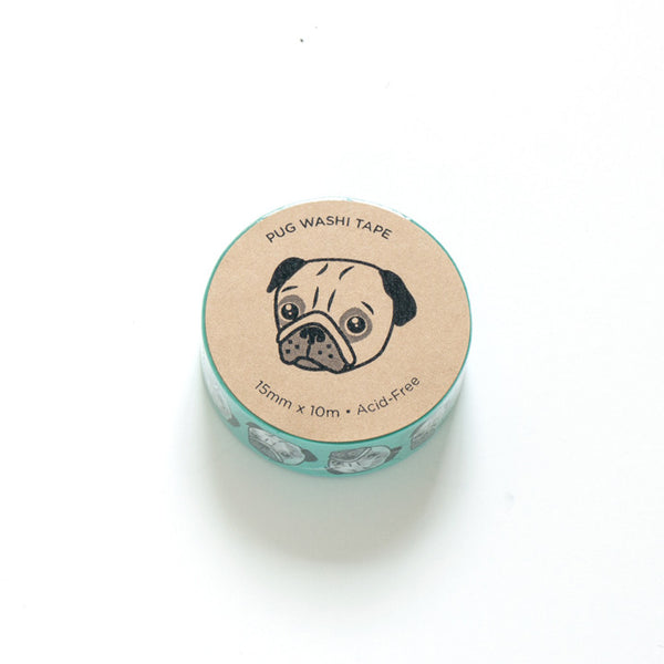 Pug Washi Tape- 25% Off!