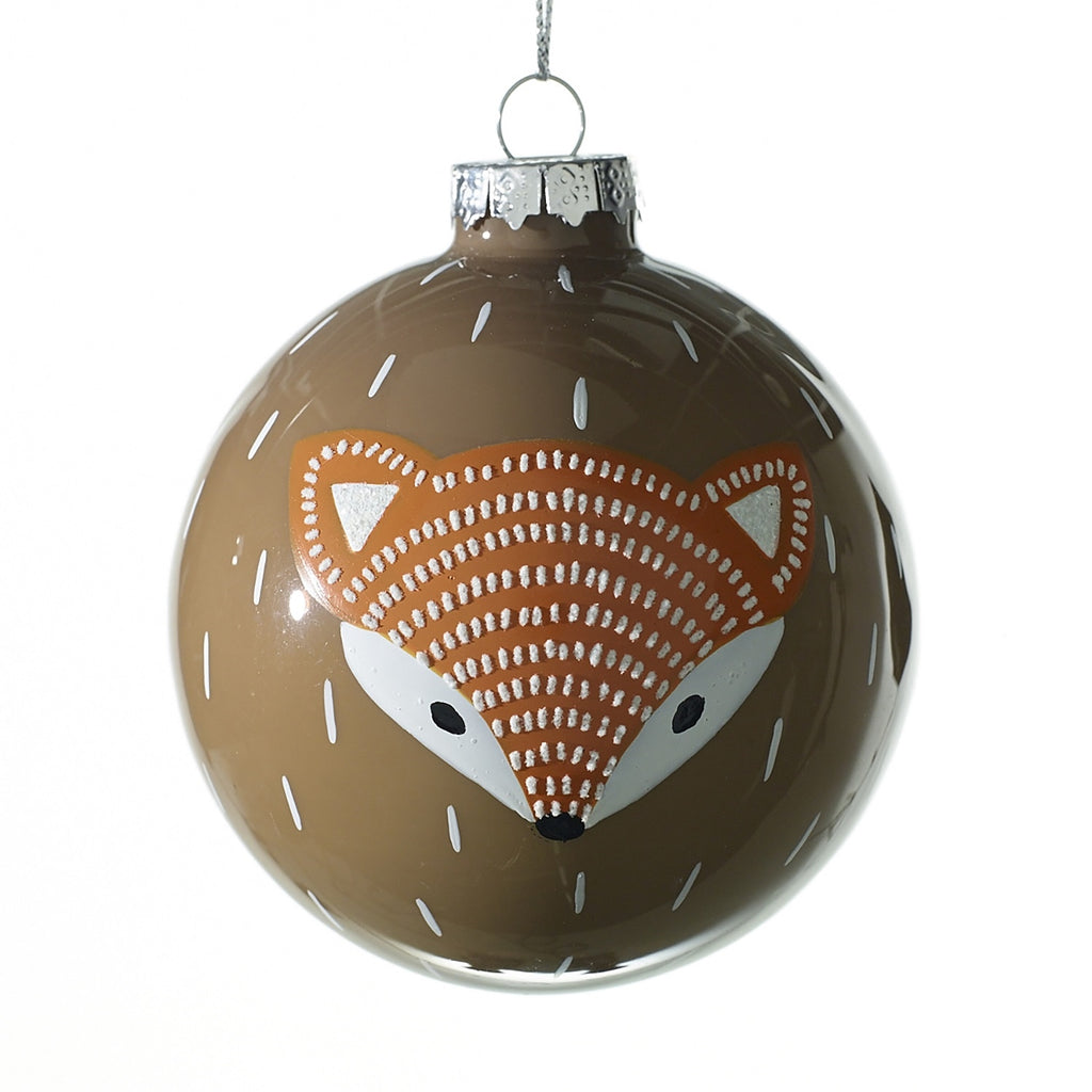 Wild Fox Ornament - Reservoir