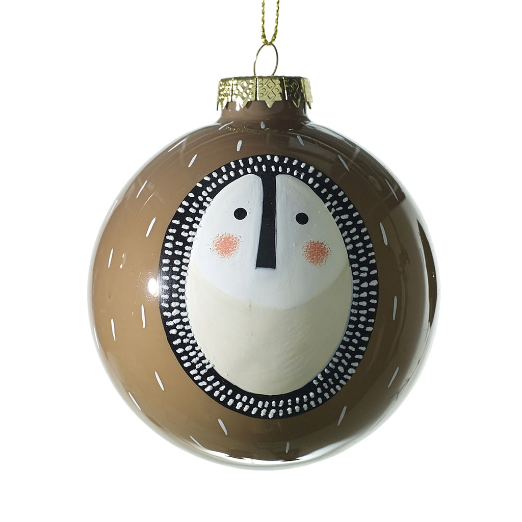 Wild Penguin Ornament
