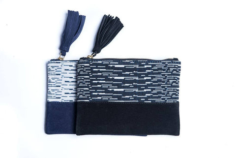 Luna Clutch Pouch -Black