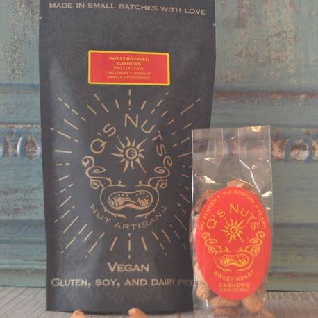 Sweet Roast Cashew - 5oz