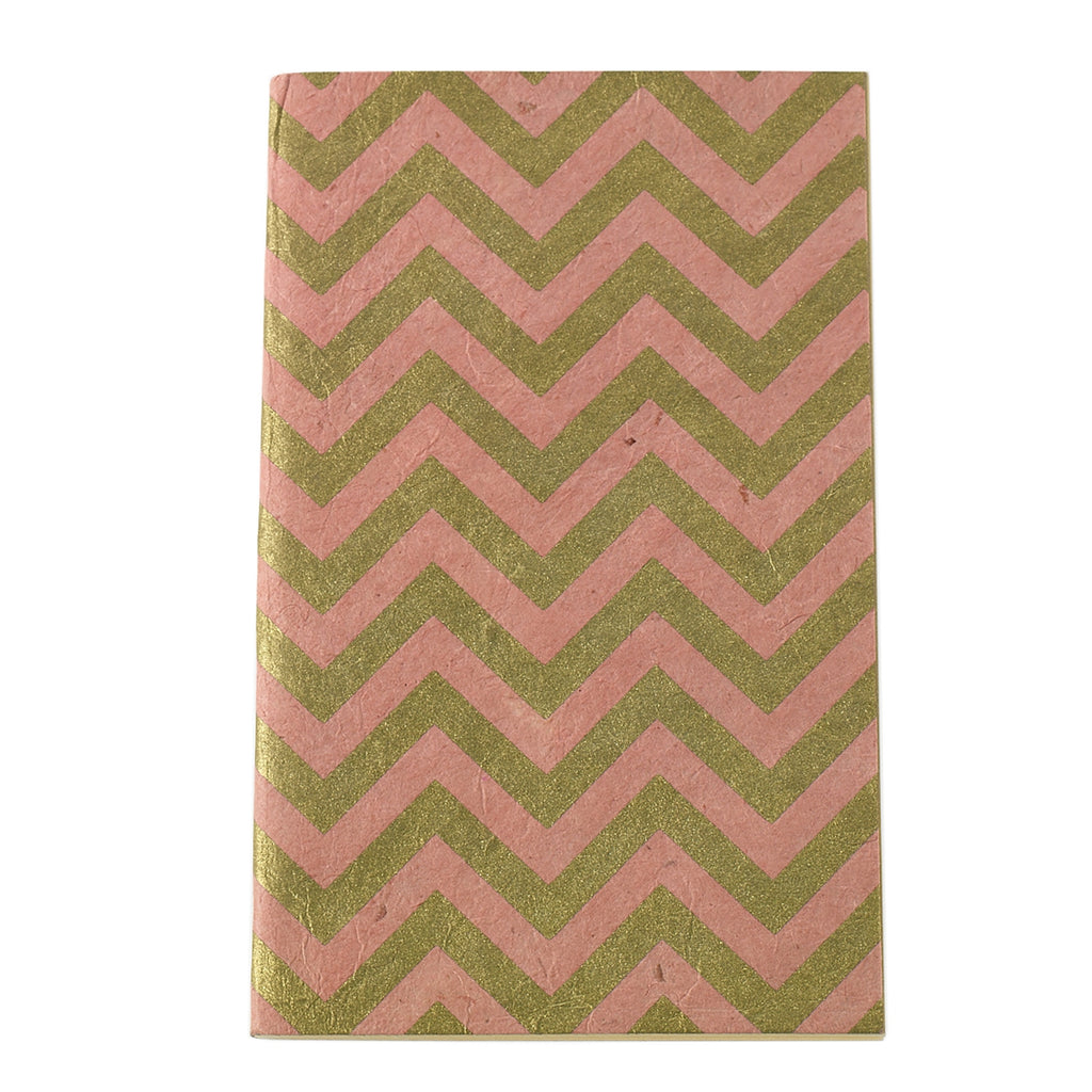 Lakota Plant Journal - Pink/Gold - Reservoir