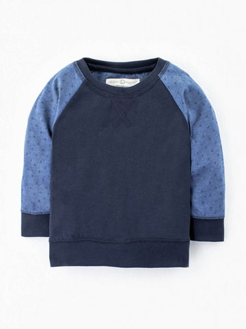 Reed Pullover Navy