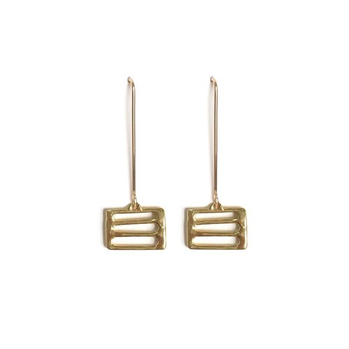 Delphi Earrings - Reservoir
