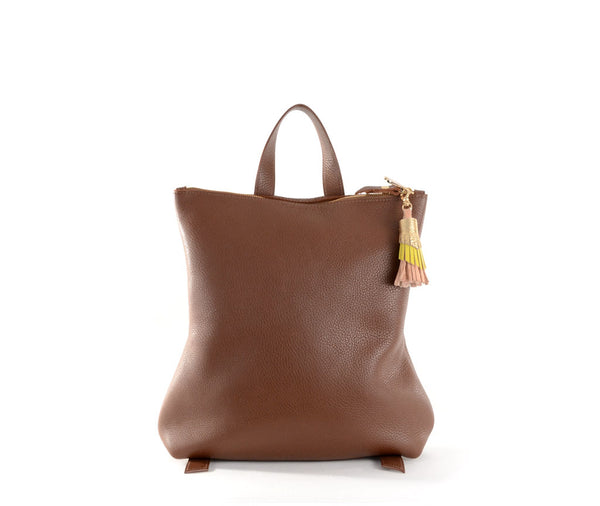 Hill Backpack Chestnut