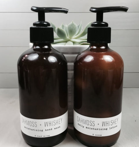 Seasonal Handwash & Lotion Set - Woodsy - Reservoir