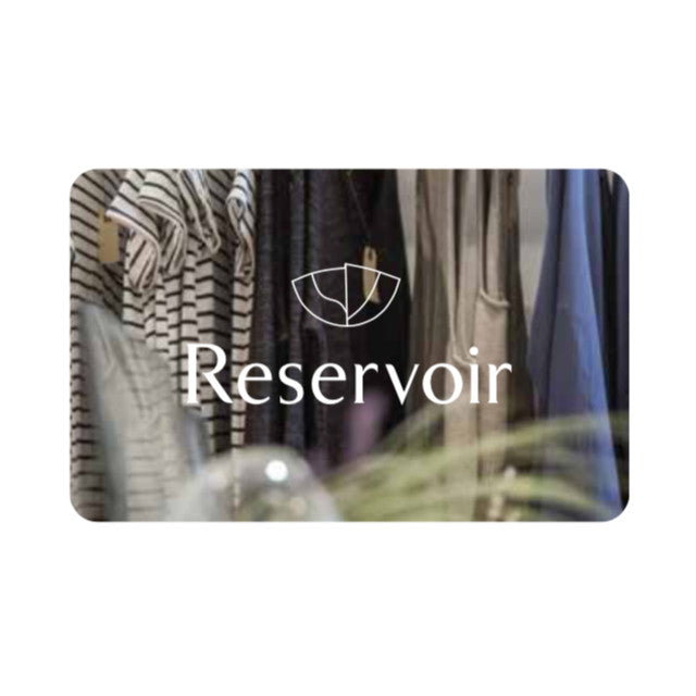 Gift Card - Reservoir