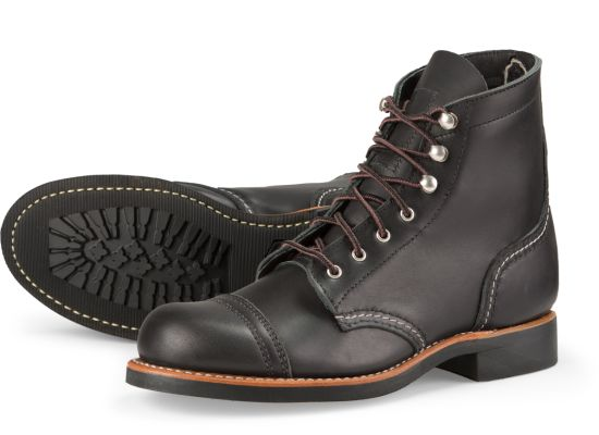 Women's 3366 Iron Ranger Black