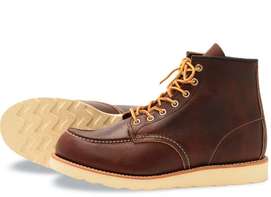 "Men's 8138 Classic Moc 6"" - Reservoir"