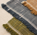 Hand Loomed Poyvi Throws