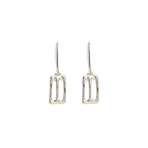 Column Earrings - Reservoir