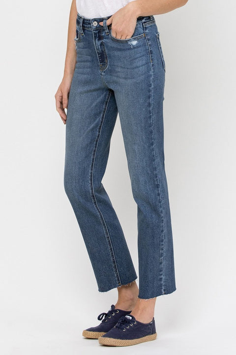 Caribbean Ankle Jeans