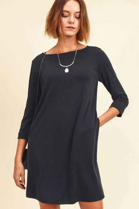 Everyday Tunic - Black