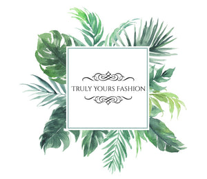 Truly Yours, Fashion