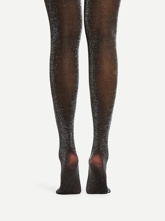 Glitter Pantyhose Stockings - Truly Yours, Fashion