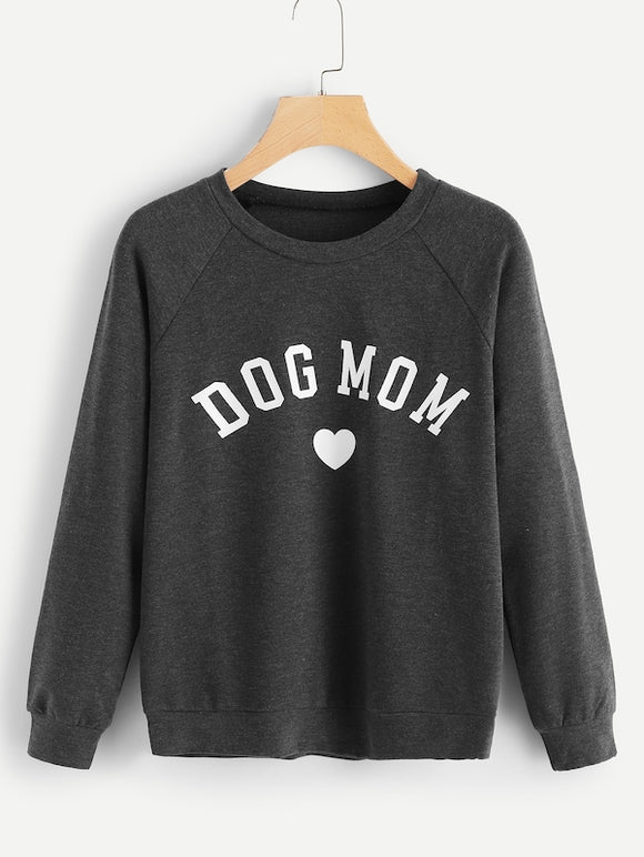 Cat Mom Sweatshirt - Truly Yours, Fashion